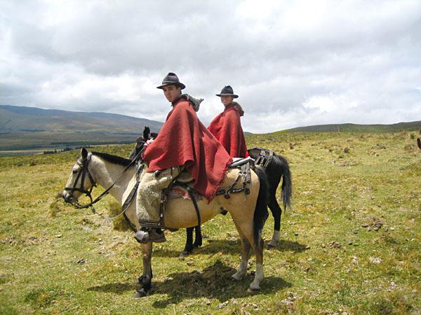 Andes Horseback Riding, Argentina