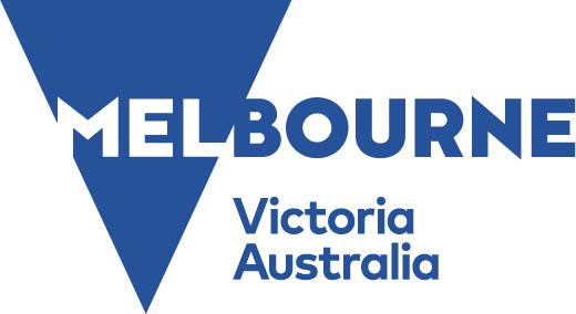 Melbourne Victoria Australia Logo