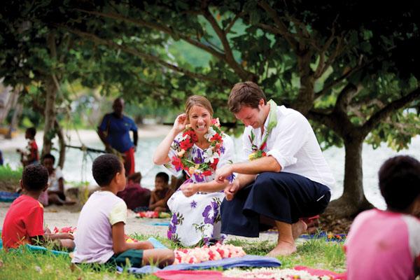 Fiji Village Visit