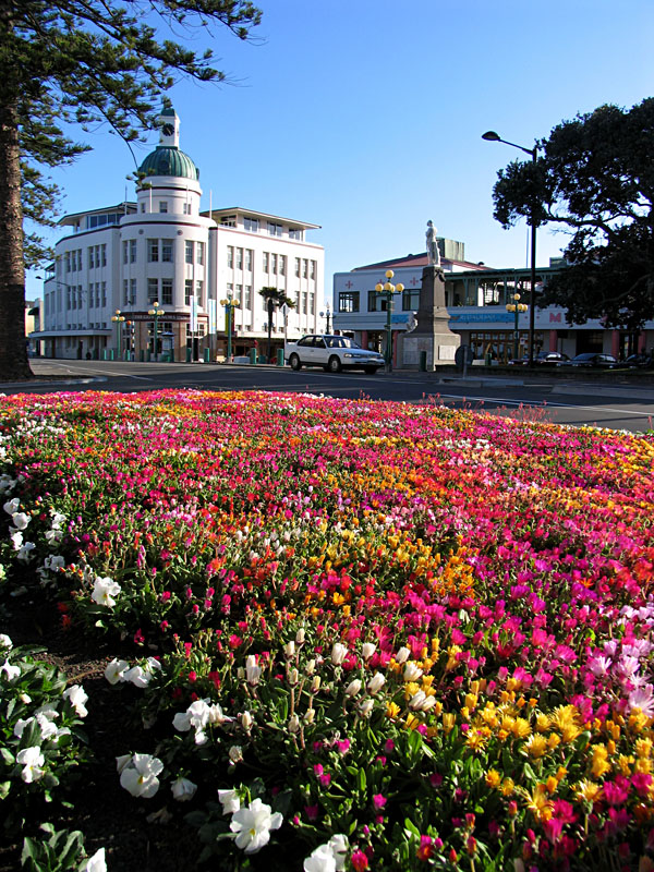 explore the artistic beauty of napier in new zealand goway