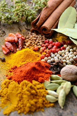 Indian Herbs and Spices, India