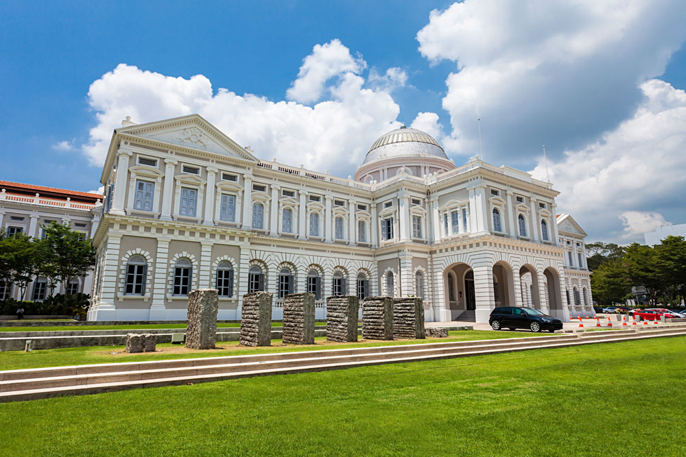 National Museum of Singapore, Singapore