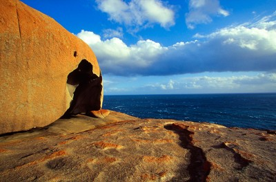 Remarkable Rocks in Flinders Chase National Park, Kangaroo Island, Australia