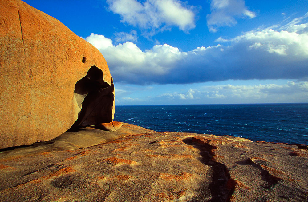 Remarkable Rocks in Flinders Chase National Park, Kangaroo Island, Australia