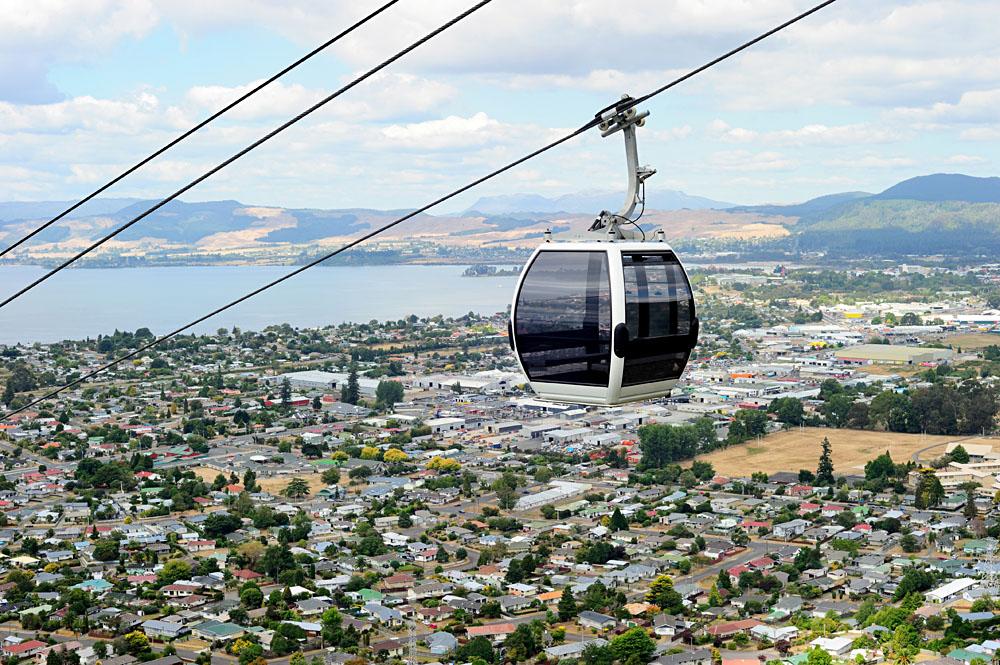 Skyline Rotorua, New Zealand