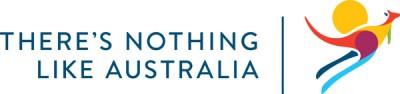 Tourism Australia Logo Horizontal