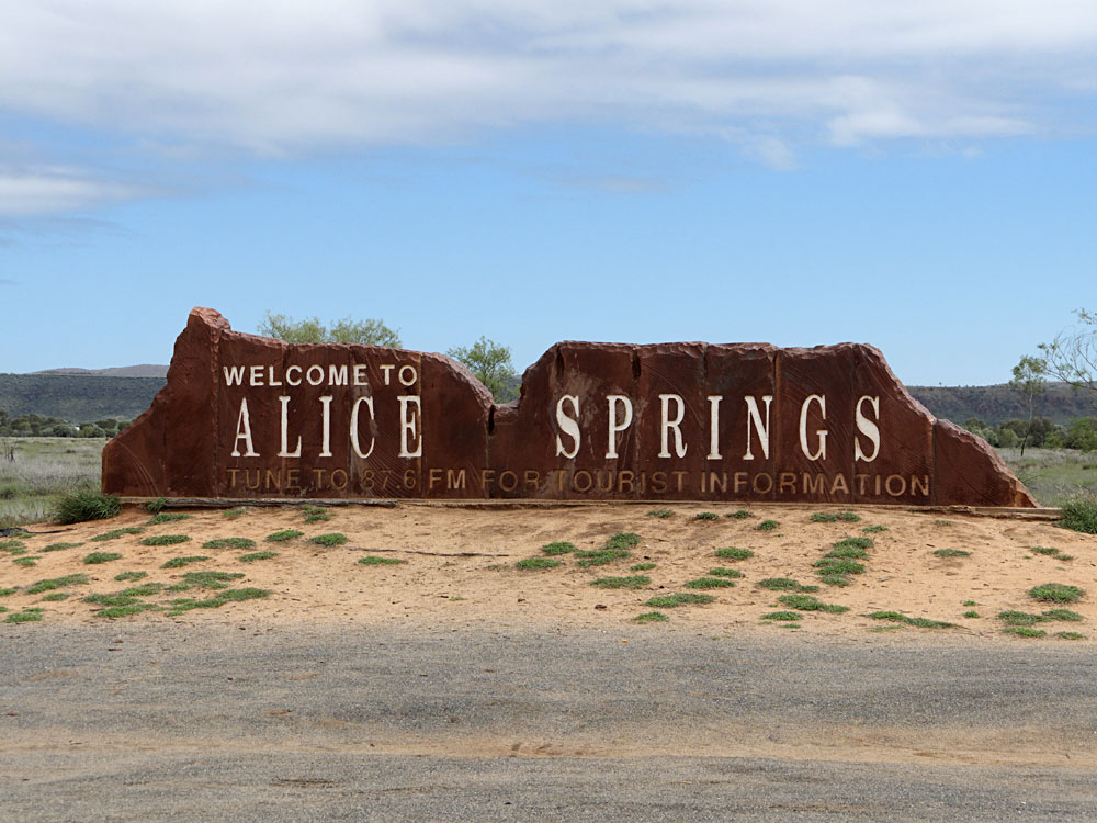 Alice Springs: Explore the Heart of the Country on Travel to