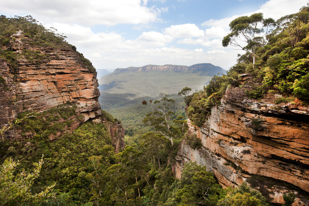 Blue Mountains Lookout, New South Wales, Australia