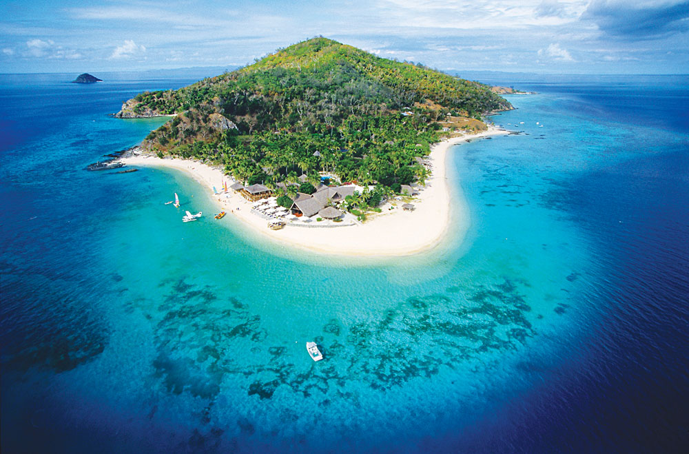 Fiji's Romantic and Carefree Mamanuca Islands | Goway