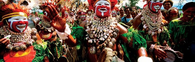 Colourful Tribe, Papua New Guinea