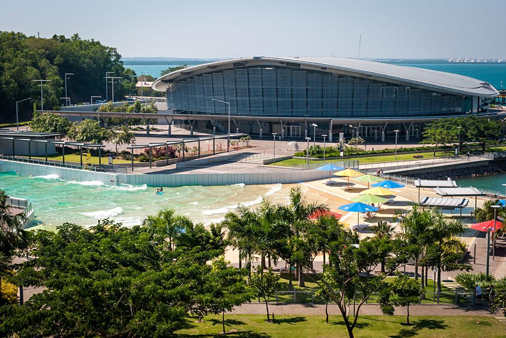 Darwin City Waterfront, Northern Territory, Australia