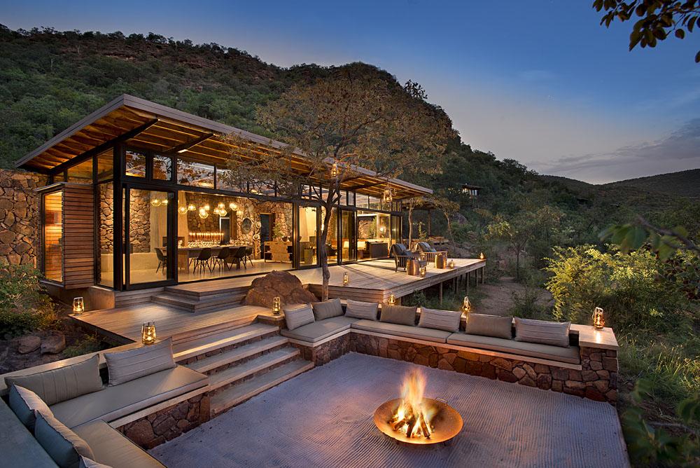 Marataba Trails Lodge, Marakele Reserve, South Africa