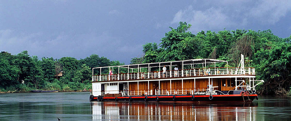 RV River Kwai Cruise, Thailand