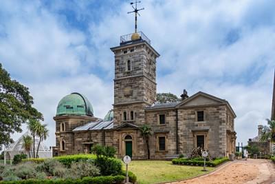 Sydney Observatory, Rocks District, Sydney, New South Wales, Australia