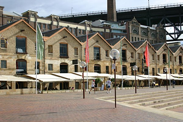 The Rocks District, Circular Quay West, Sydney, New South Wales, Australia