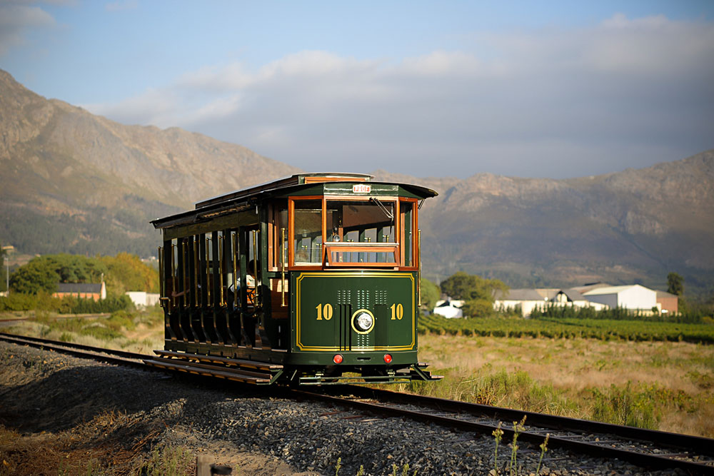 Franschhoek Wine Tram, South Africa