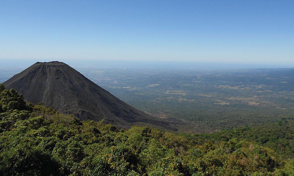Volcanoes National Park, El Salvador