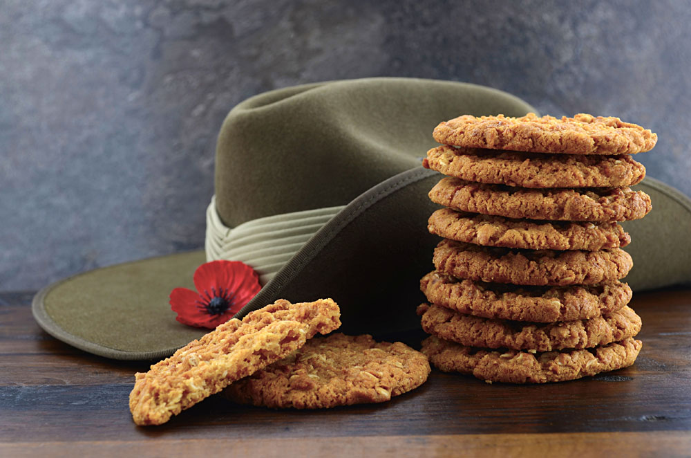 Recipe Anzac Biscuits Goway