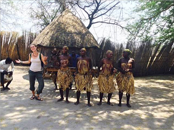 Cultural Performance, Namibia