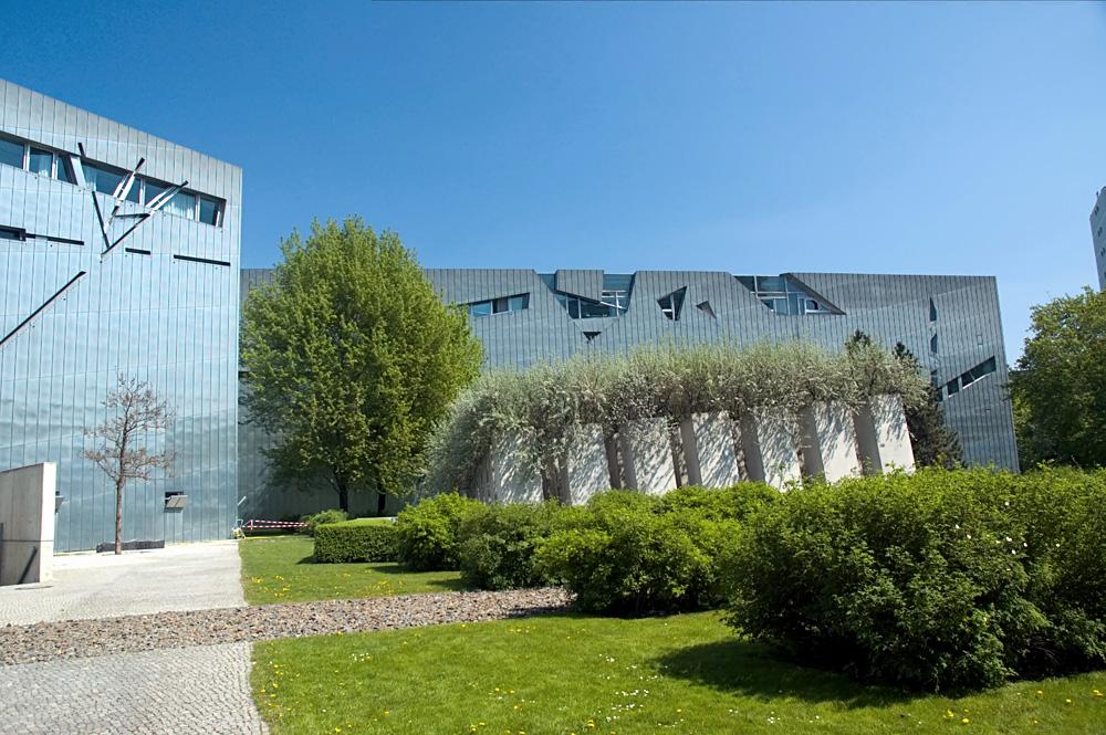 Jewish Museum Berlin in Berlin, Germany