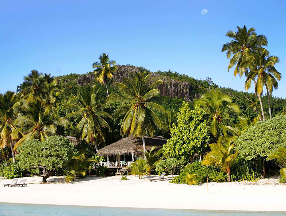 Pacific Resort Aitutaki - Secluded Hideaway, Cook Islands