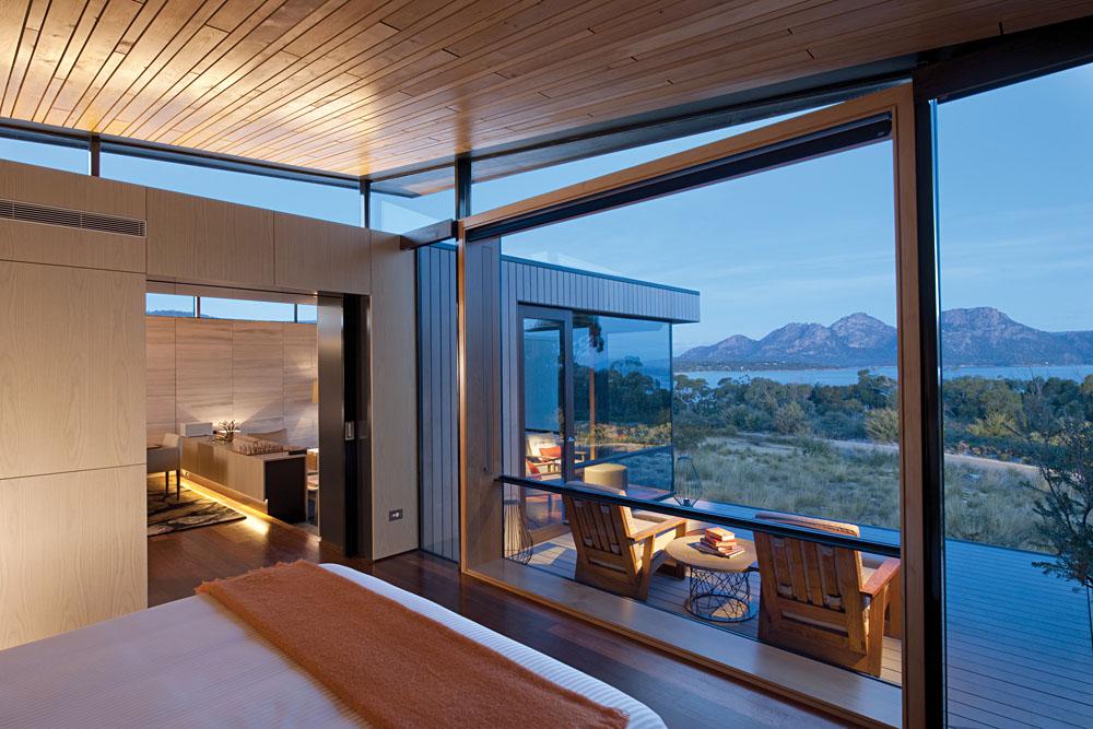 Saffire Freycinet Lodge - Suite, Tasmania, Australia