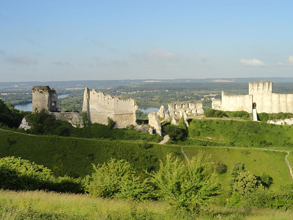 Steve Martin - Chateau Gaillard, Les Andelys, France