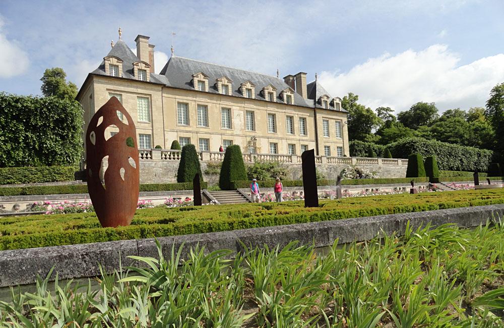 Steve Martin - Commune of Auvers-sur-Oise, Where Van Gogh Spent His Last Days, France