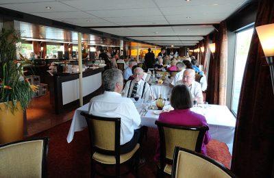 Steve Martin - Panorama Restaurant on the Amadeus Diamond