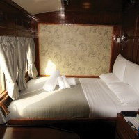 Commodore Cabin, Shongololo Express
