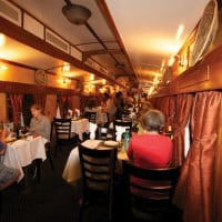 Dining Car, Shongololo Express