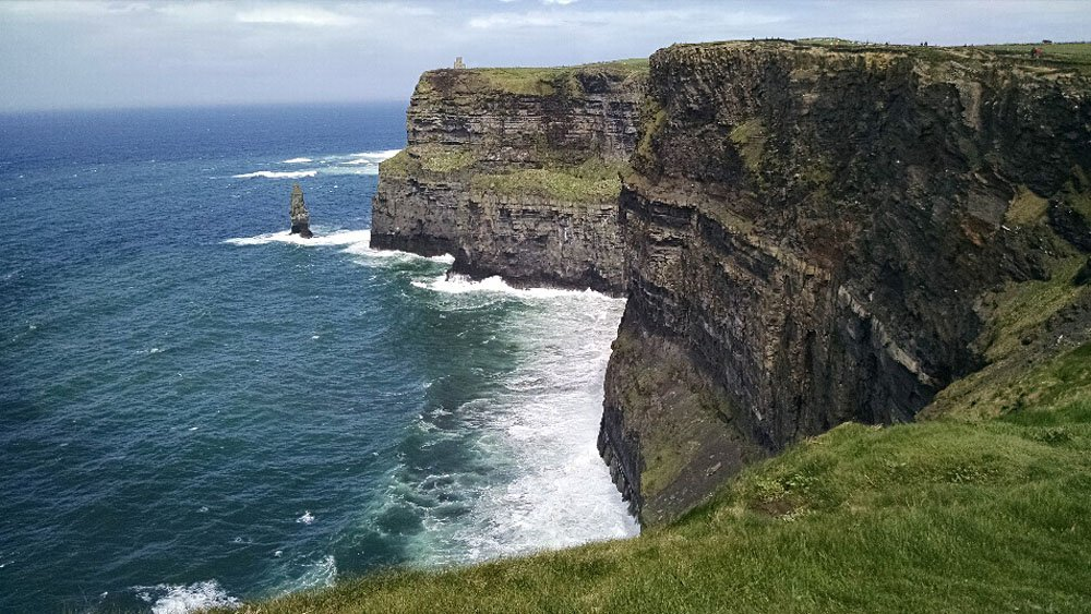 Anthony Saba - Cliffs of Moher, Ireland