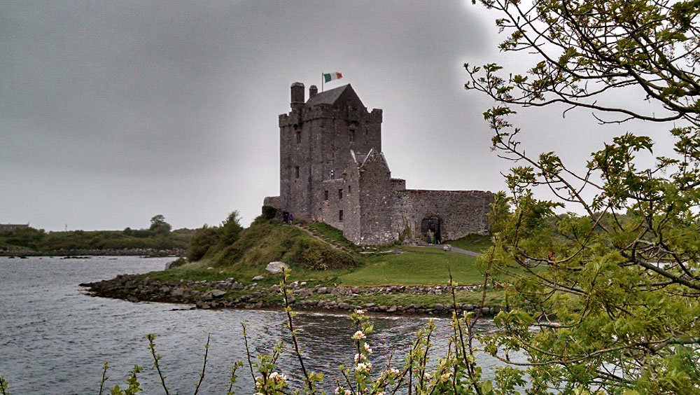 Anthony Saba - Dunguaire Castle, Ireland