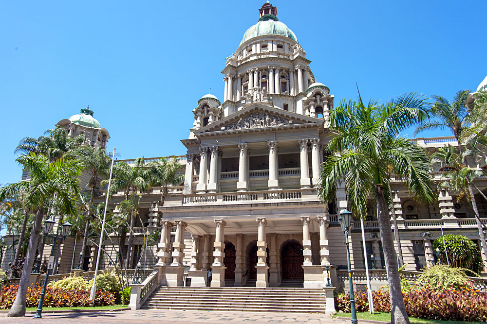 City Hall of Durban, South Africa