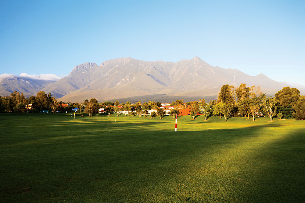 Fancourt Golf Estate, George, South Africa