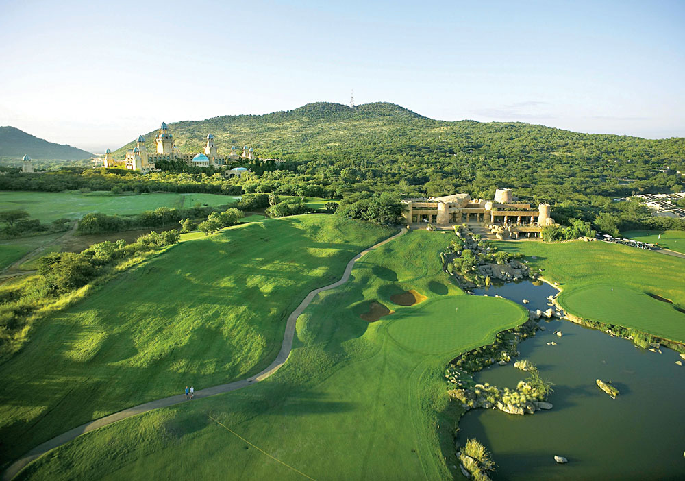 Gary Player's Lost City Golf Course, Sun City, South Africa