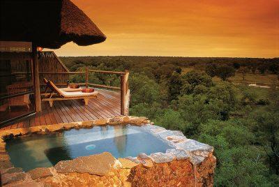 Leopard Hills Open Air Verandah, Sabi Sands, Kruger National Park, South Africa
