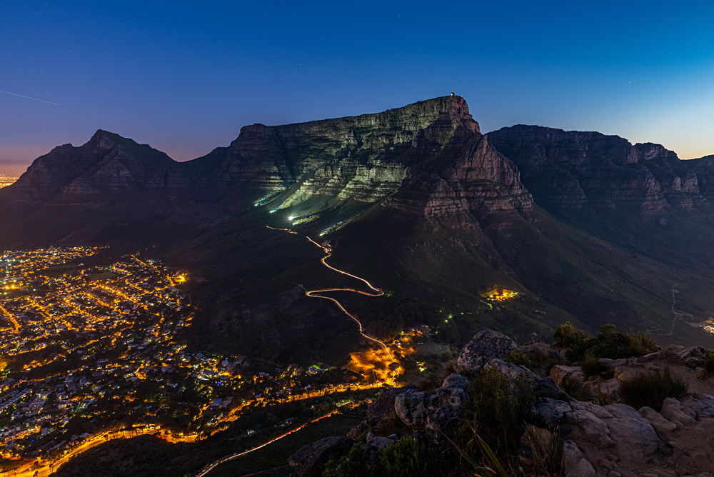 South Africa S Iconic Table Mountain In Cape Town Goway
