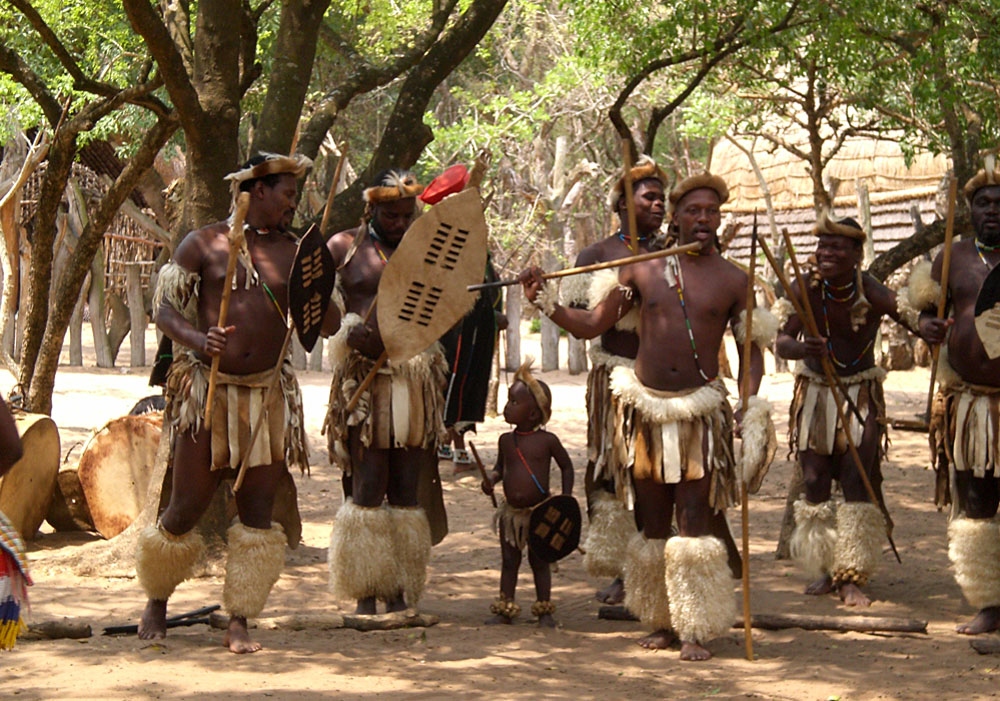 Zululand Cultural Interaction, KwaZulu-Natal, South Africa
