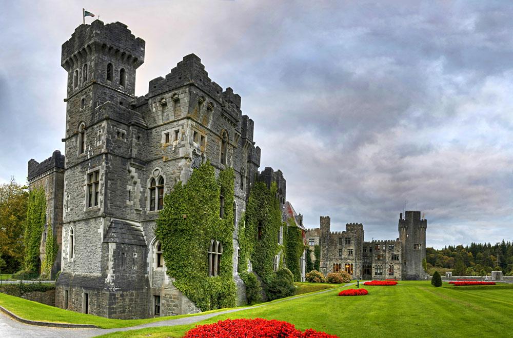 Ashford Castle Hotel, Ireland