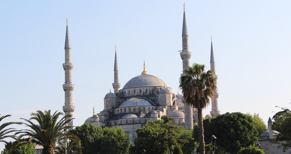 The Blue Mosque, Istanbul Turkey - Istanbul Vacation