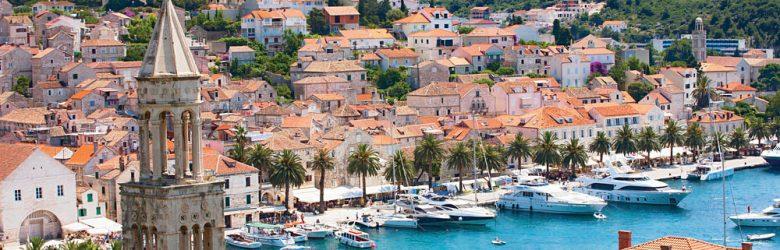 City of Hvar, Croatia