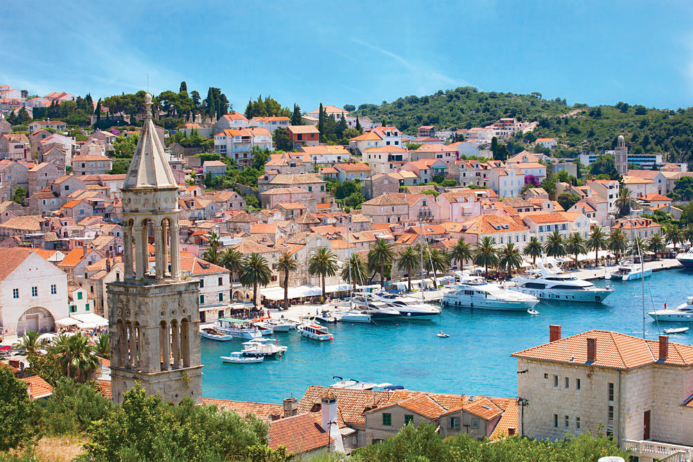 City of Hvar, Croatia