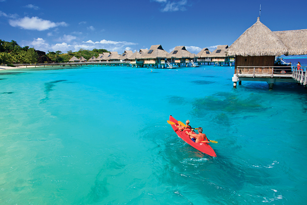 There S More To A Bora Bora Vacation Than Beaches Goway