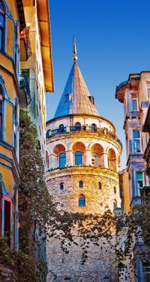 Galata Tower - Istanbul, Turkey - turkey tours