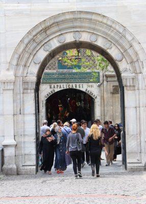 Grand Bazaar, Istanbul Turkey - Istanbul Vacation
