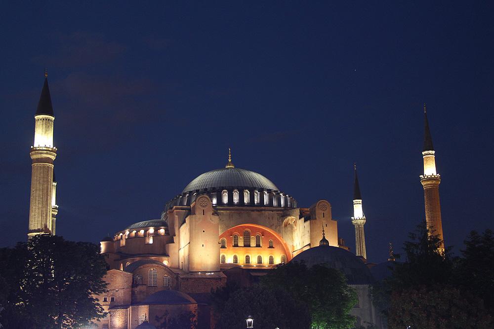 Hagia Sofia, Istanbul Turkey - Turkey Tours