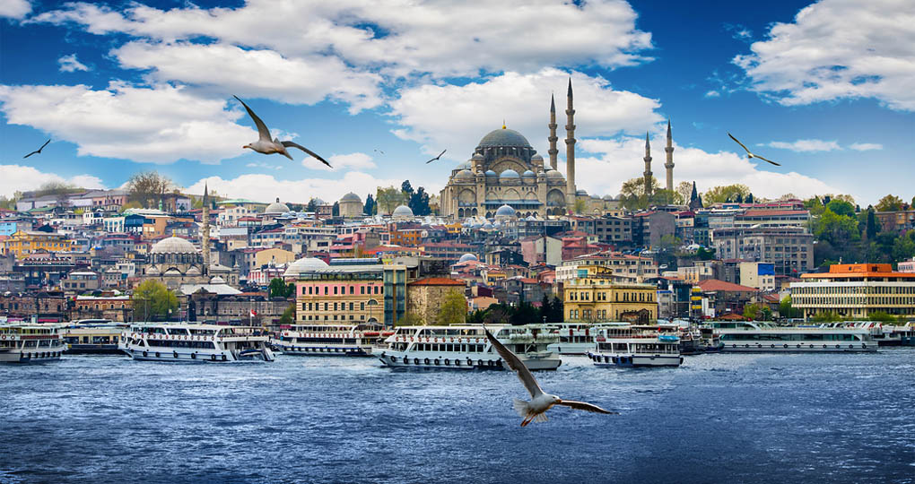 Istanbul - the capital of Turkey - turkey tours