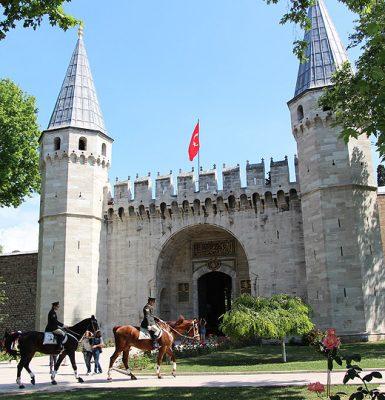 Topkapi Palace Istanbul, Turkey - Istanbul Vacation