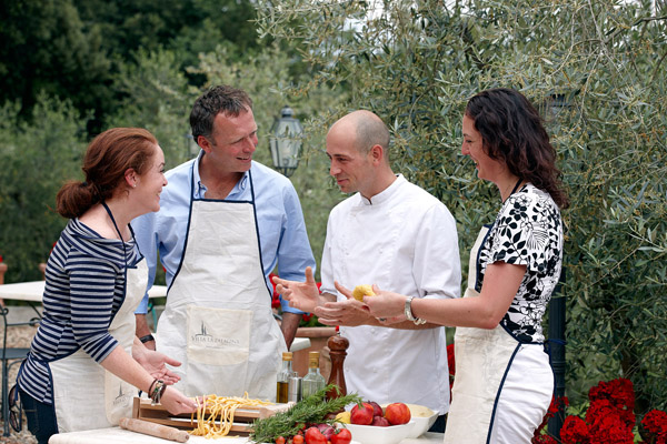 Back-Roads Culinary Experiences in Italy